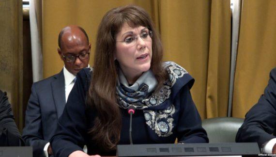 U.S. at UN: Iran destabilizes region, risks 'regional arms race'
