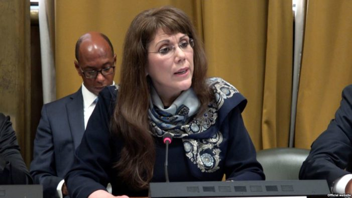 U.S. at UN: Iran destabilizes region, risks 'regional arms race'