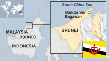 Brunei to implement harsh new Sharia laws: Stoning homosexuals, adulterers to death