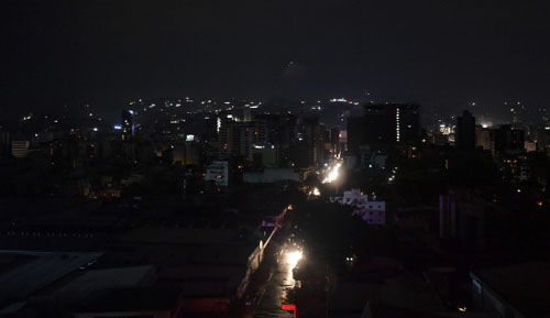 Blackout hell in Caracas: Rubio warns of 'unprecedented catastrophe'