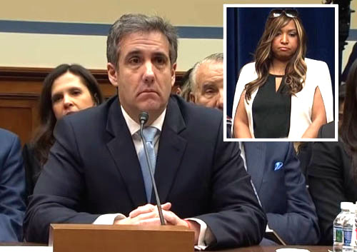 HUD official at Michael Cohen hearing, disparaged as 'prop', had challenged Mueller tactics