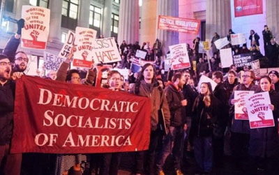 Poll: Half of nation's young people want to live in a socialist United States