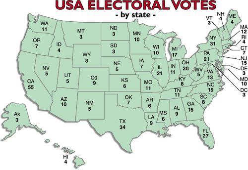 Columnist: Elizabeth Warren wrong on the Electoral College