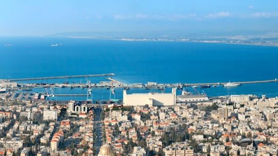Pompeo warns China's management of Haifa port threatens U.S.-Israel intel sharing