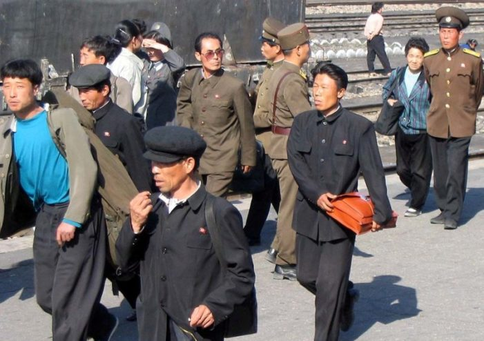 Neutrons over nutrition: Half of North Koreans need humanitarian aid
