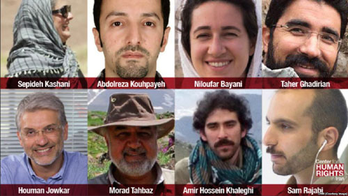 Amnesty International: Iran could execute wildlife conservationists charged as spies