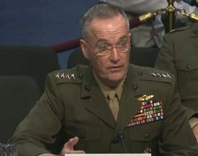 Chairman of Joint Chiefs: Google won't work with Pentagon but offers 'direct benefit' to China's PLA