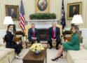 Peace plan update: Jordan's king in Washington, Netanyahu touts Arab ties