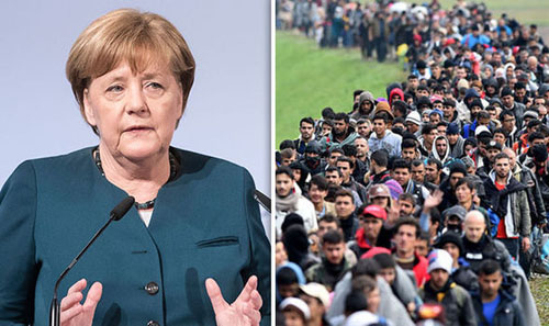 Report: Thousands of war criminals among migrants Germany let in