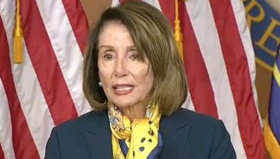 Pelosi to Trump: 'Do the country a favor, don't run' in 2020