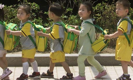 South Korean government moves to nationalize kindergartens