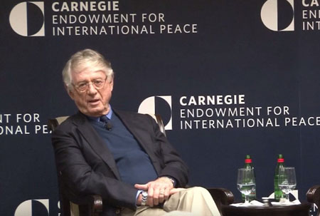 Ted Koppel: Major media no longer the 'reservoir of objectivity' they once were