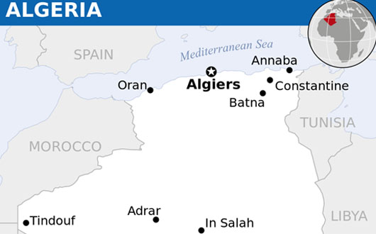 Algerian spring? Key North African state faces critical transition