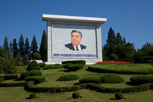 Russia's stake in North Korea? Kim Il-Sung was a Soviet officer