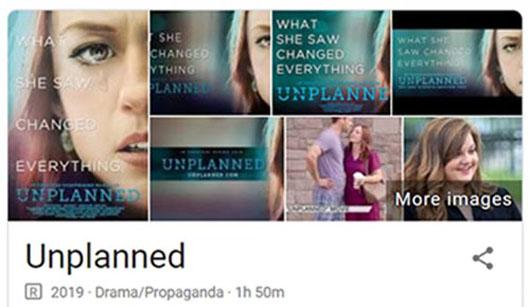 Unplannedscreen