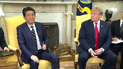 Trump: Japan carmakers investing $40 billion in U.S. facilities