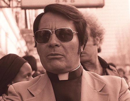 National Women's Hall of Fame inducts celebrities who were devotees of Jim Jones