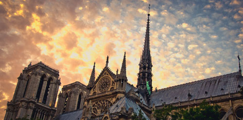 What is 'priceless' about Notre Dame?