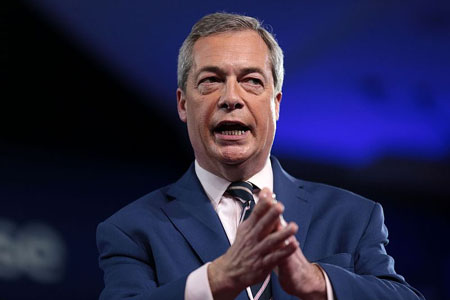 Farage launches Brexit Party to 'change politics in Britain' for good