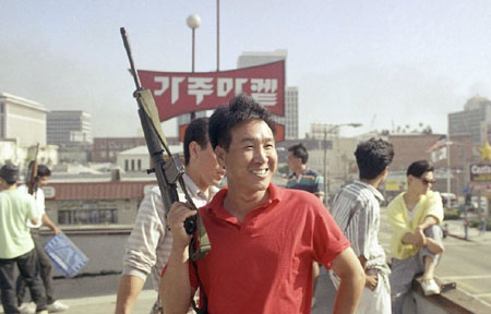Twitter thread on 'Roof Koreans' of LA riots hails Second Amendment importance