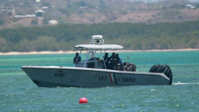 Venezuelan 'boat people' feared lost at sea
