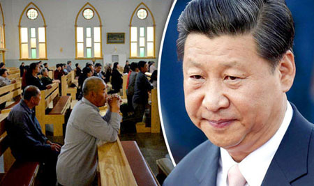 China reportedly offers cash bonuses to informants on underground churches