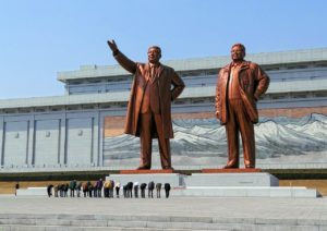 North Koreans go hungry as regime shoots off missiles