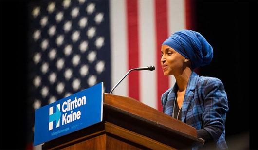 Minnesota Rep. Ilhan Omar