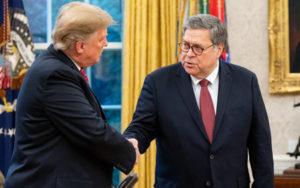 Atty. Gen. Barr slams federal judges for abusing 'unprecedented power'