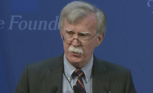 Fleitz: Left out to destroy John Bolton with anonymous sources