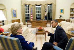 'WH called': Records reveal urgency in Obama's tracking of FOIA on Clinton emails