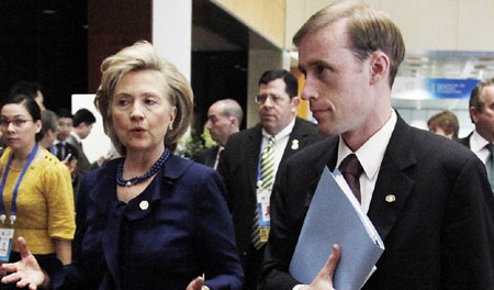 Aide admits he and Clinton used unsecure email for State Department business
