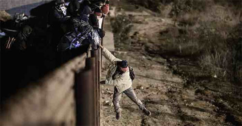 Growing number of illegals from terror nations are residents in U.S.