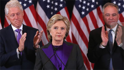 She was robbed: Hillary Clinton sums up factors that led to her defeat