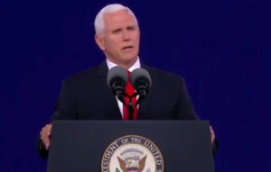 Pence: 'Loudest voices for intolerance today have little tolerance for Christian beliefs'