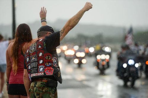 End of an era: Rolling Thunder sets last Memorial Day event