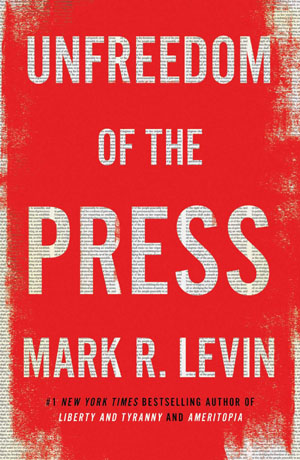 NPR: New book by 'fringe' Mark Levin lampoons media as 'strident, pretentious, arrogant'