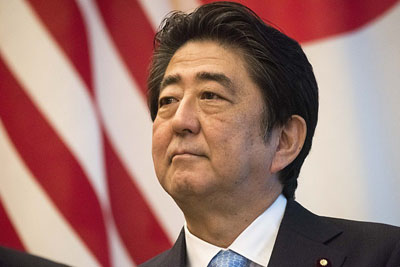 Japan's Abe consulted with Trump on upcoming visit to Iran