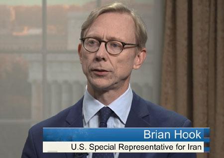 U.S. envoy heads to Mideast as pressure on Iran mounts