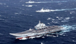 China's modernized navy now has more warships than the U.S.