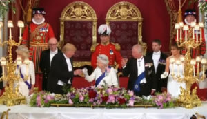 Unreported: President Trump's triumph in the UK