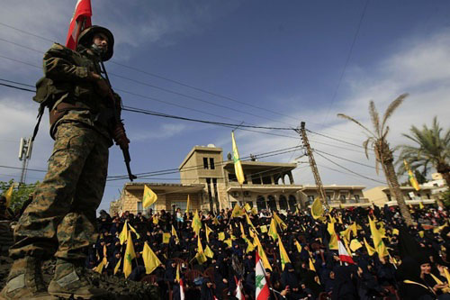 Covering for Iran: Hizbullah's London cache 'hidden from public'
