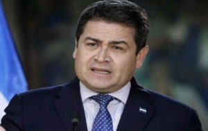 DEA investigation targets president of Honduras