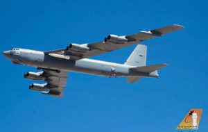 In first, U.S. Air Force arms B-52 bomber with hypersonic missile