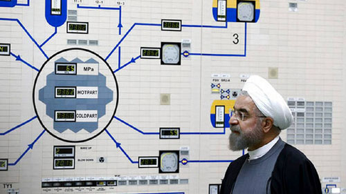 'Nuclear blackmail': Iran threatens breach of enriched uranium cap