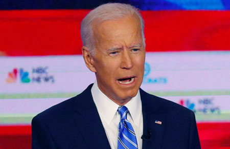 Biden got pass at debate on ties with China, Ukraine and his son