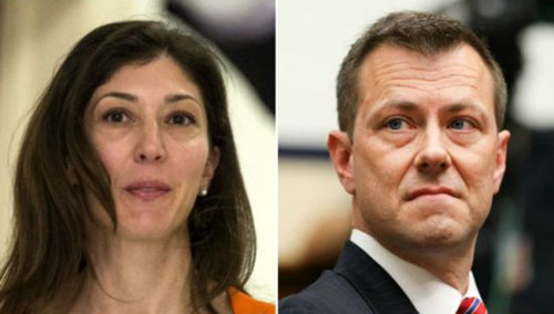 New Strzok-Page emails reveal FBI scrambled to accommodate Clinton just before 2016 election