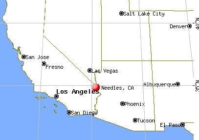Needles, California considers itself a Second Amendment Sanctuary City