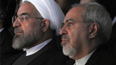 R-e-s-p-e-c-t: Under pressure, Iran's Rouhani says talks with U.S. could happen