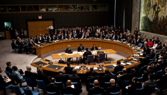 UN Security Council's annual reshuffle leaves it deadlocked on U.S. policy